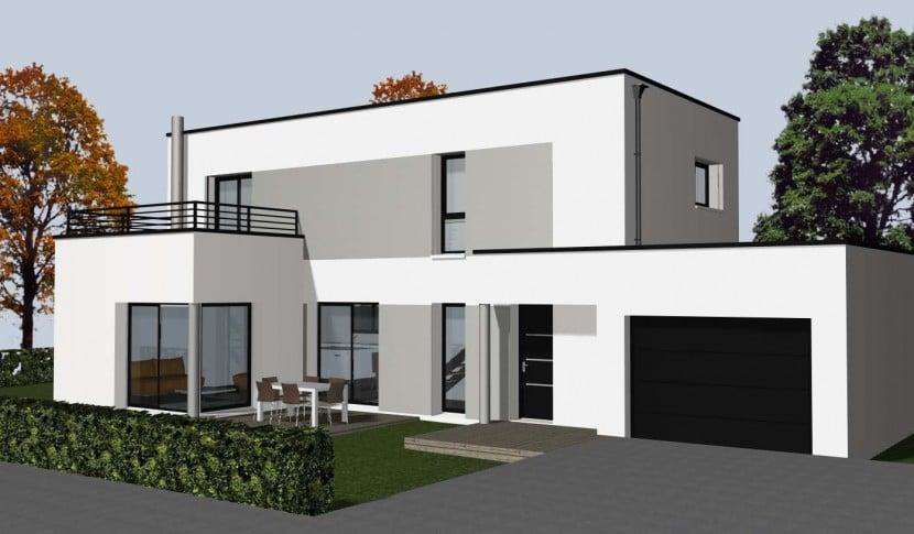 constructeur de maisons rennes en ille et vilaine 35. Black Bedroom Furniture Sets. Home Design Ideas