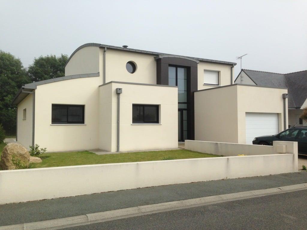 Construire une maison en utilisant une nergie renouvelable cocoon habitat - Maison a energie renouvelable ...
