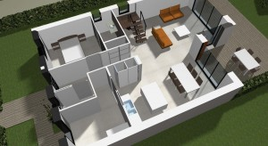 L 39 am nagement int rieur d 39 une maison contemporaine cocoon habitat - Amenagement interieur d une maison ...