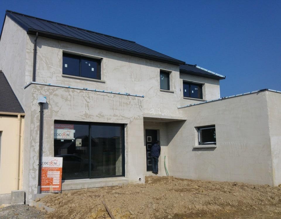 Plomberie d 39 une maison neuve cocoon habitatcocoon habitat - Cout installation plomberie maison neuve ...