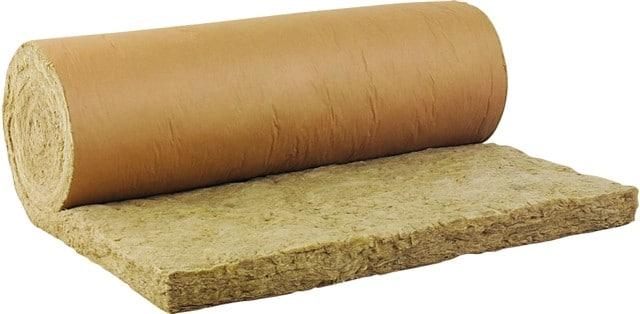 Isolation de votre maison cocoon habitat - Rouleau laine de roche ...