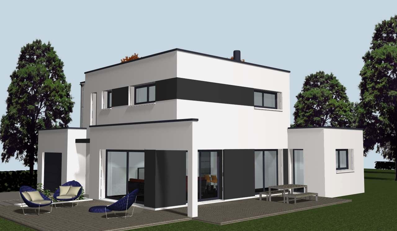Construire maison pas cher design stunning maison for Construire une maison pas cher