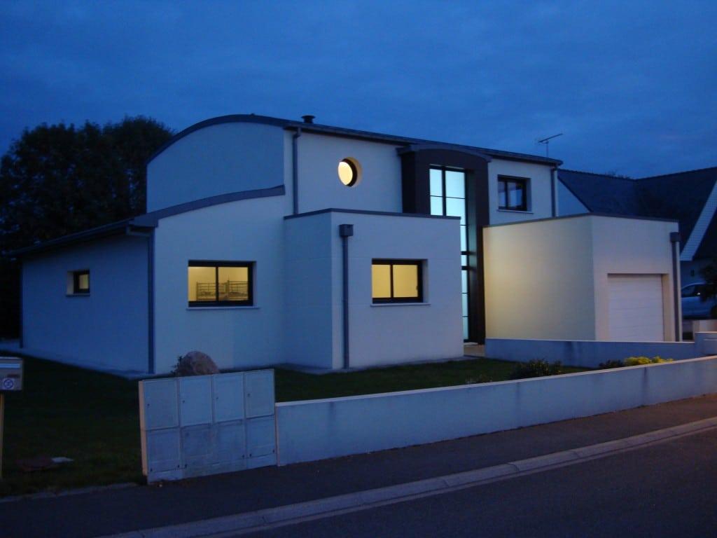 Cocoon habitat votre constructeur de maisons rennes for Constructeur maison contemporaine rennes