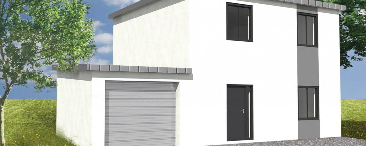 faire construire sa maison sur rennes cocoon habitat. Black Bedroom Furniture Sets. Home Design Ideas