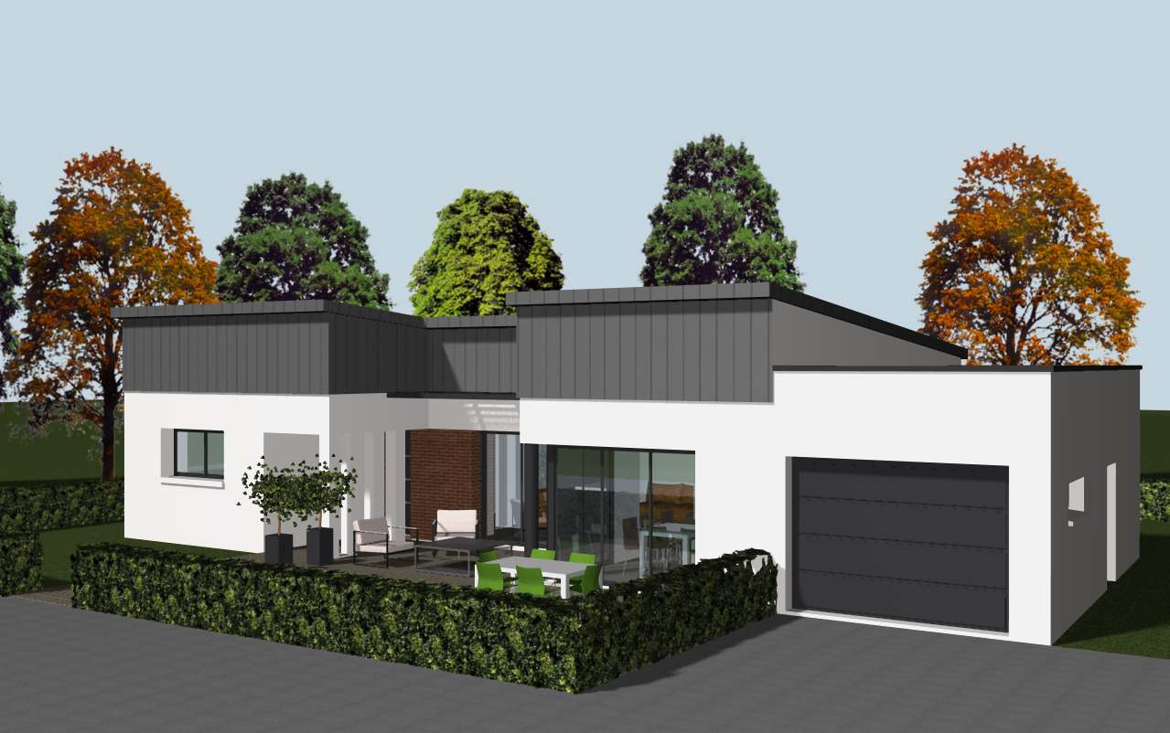 construire sa maison rennes cocoon habitat. Black Bedroom Furniture Sets. Home Design Ideas