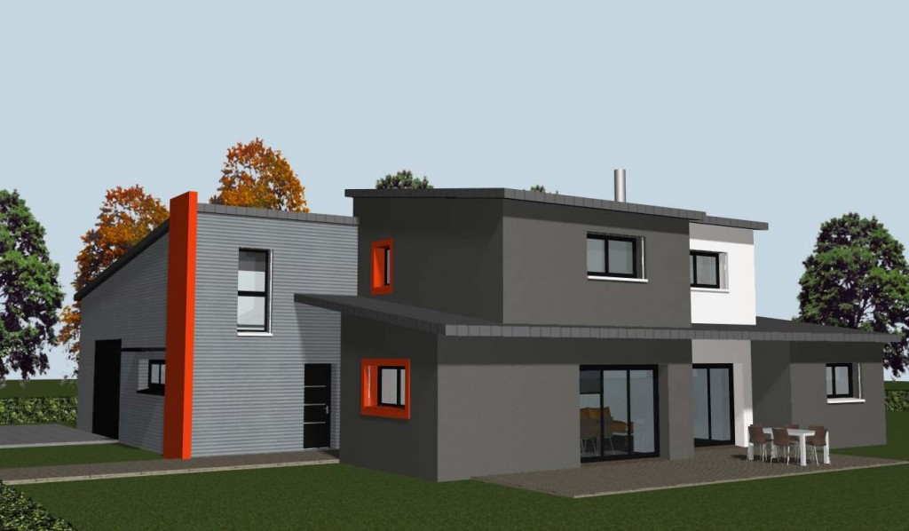 construire une maison individuelle neuve rennes cocoon