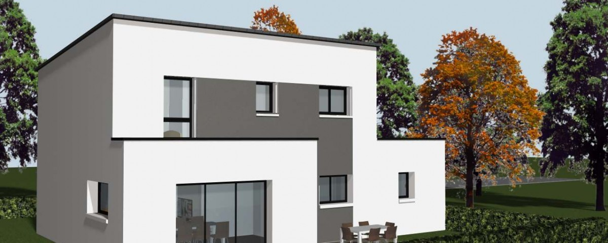 Programme de construction d 39 une maison rennes cocoon habitat - Les etapes de construction d une maison ...