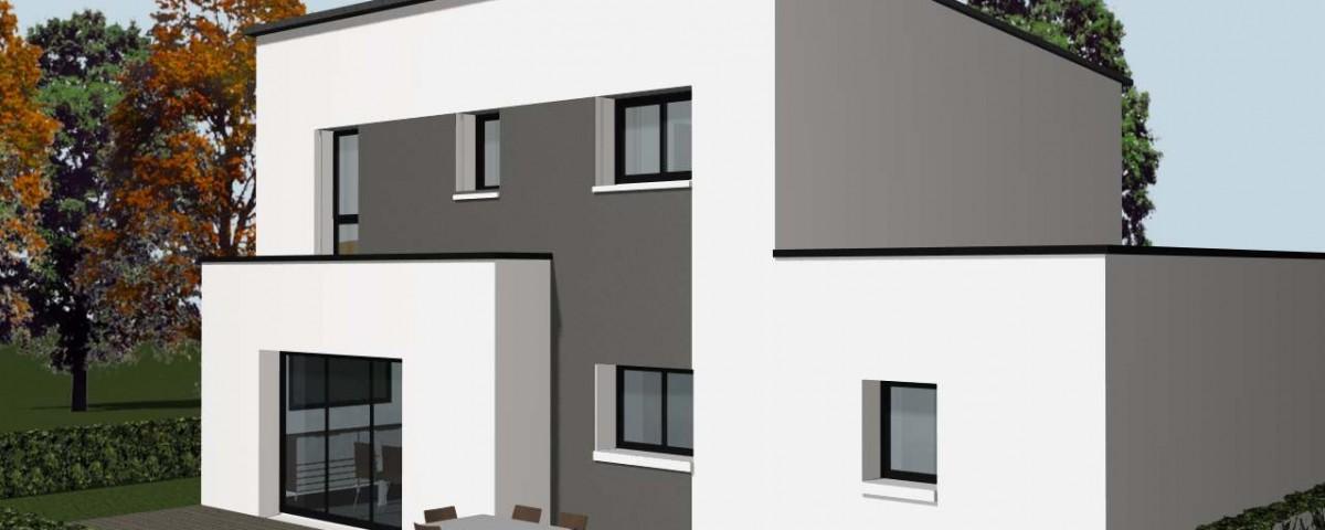 Constructeur maison rennes bbc ventana blog for Maison moderne rennes