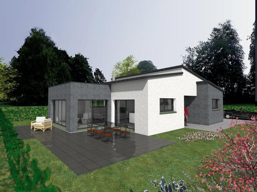 construire une maison bbc rennes cocoon habitat. Black Bedroom Furniture Sets. Home Design Ideas
