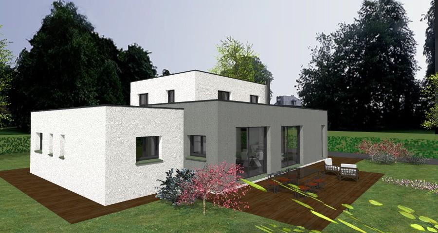 Construire sa maison rennes avec quel chauffage cocoon habitat - Quel chauffage choisir pour sa maison ...