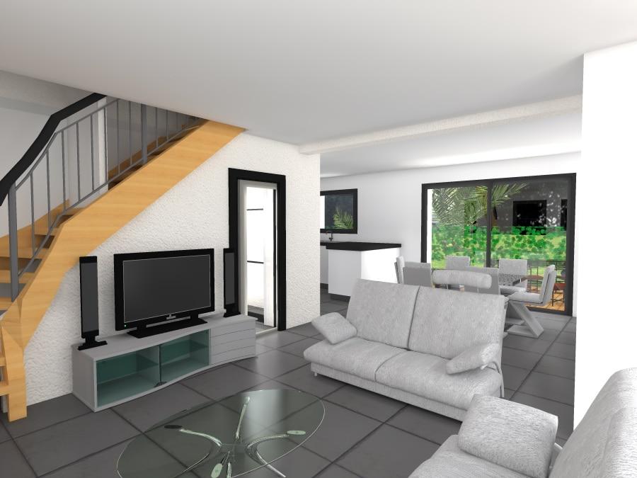 construire une maison fonctionnelle en bretagne cocoon habitat. Black Bedroom Furniture Sets. Home Design Ideas
