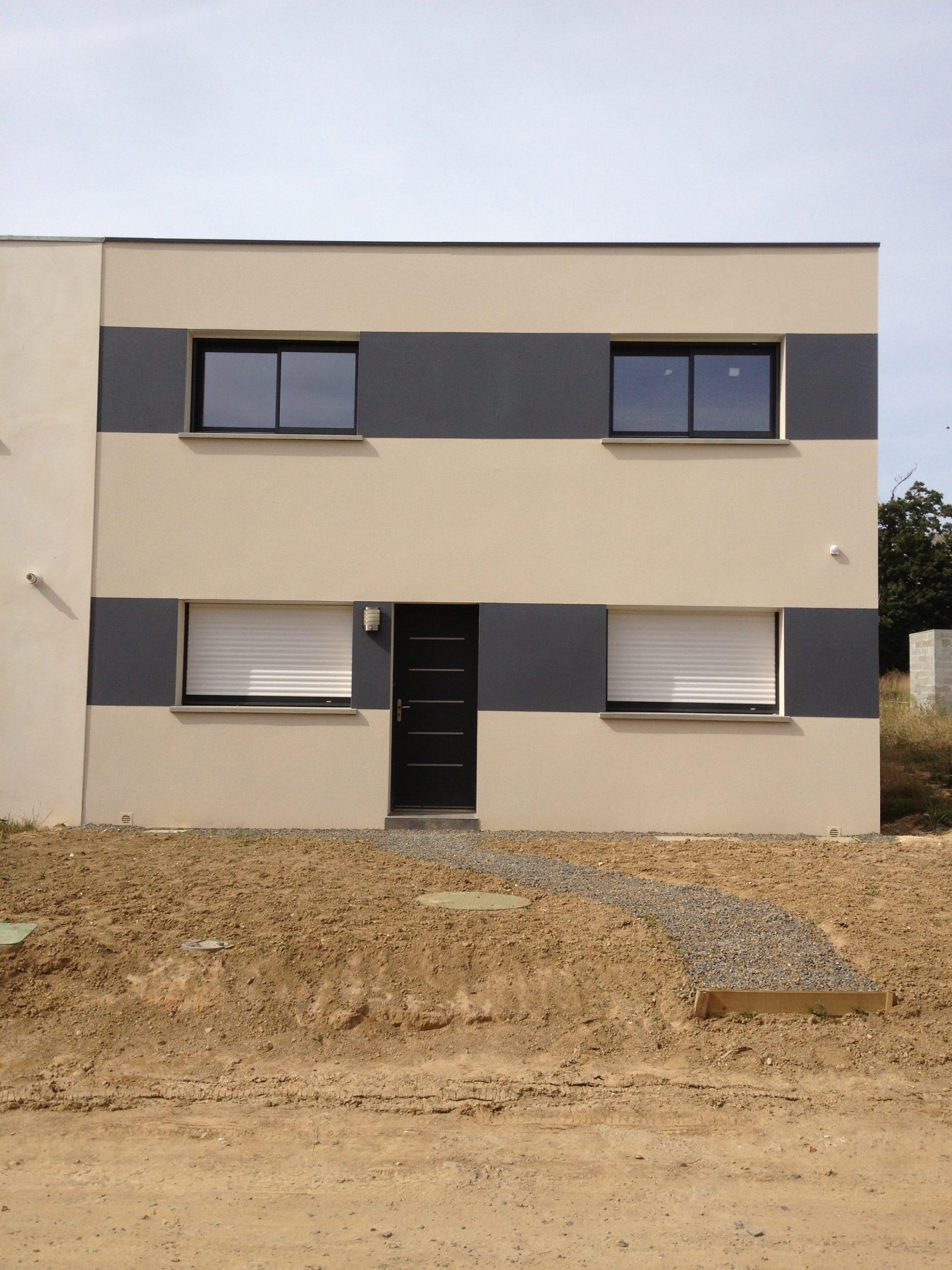 maison construire rennes cocoon habitat. Black Bedroom Furniture Sets. Home Design Ideas