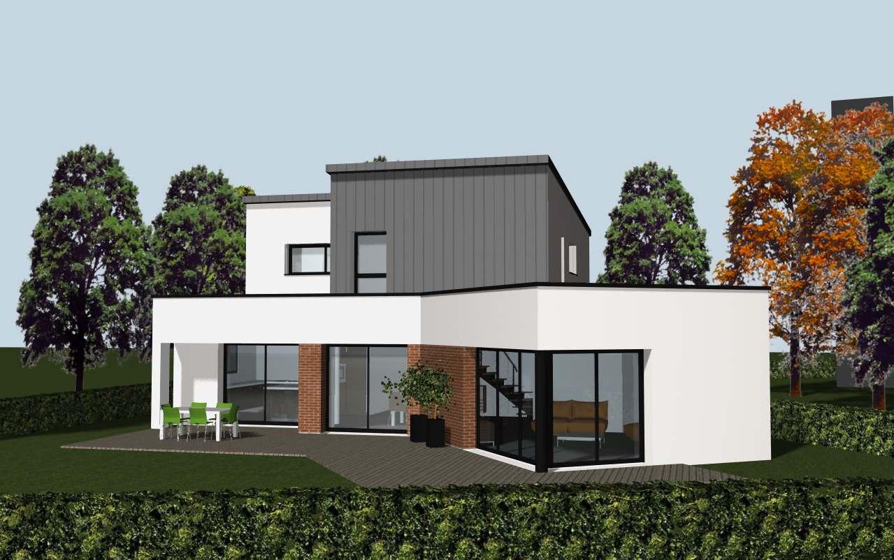 Construction de maisons à Rennes