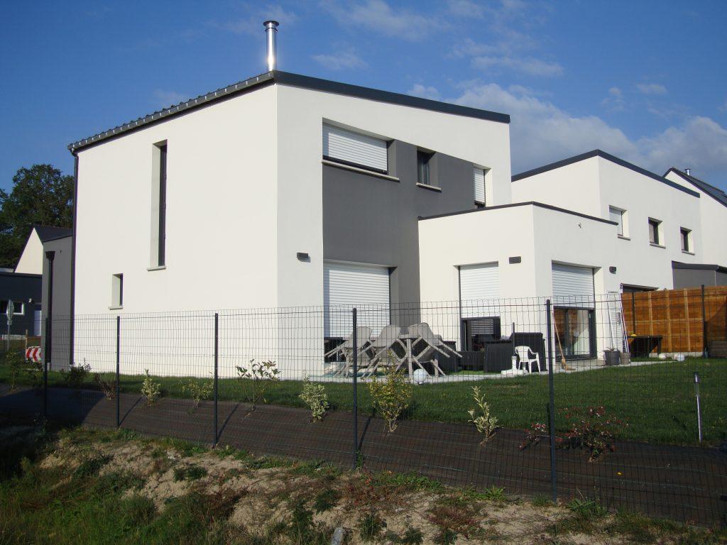 L 39 am nagement int rieur d 39 une maison contemporaine for Visualiser une maison